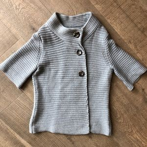 Adorable gray cardi by Tribal